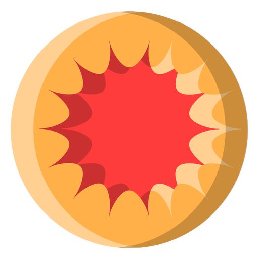 Jelly biscuit icon Transparent PNG