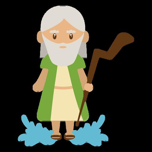 Ilustración de personaje de Jesucristo Transparent PNG