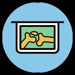 Gemeinsames X-Ray-Symbol