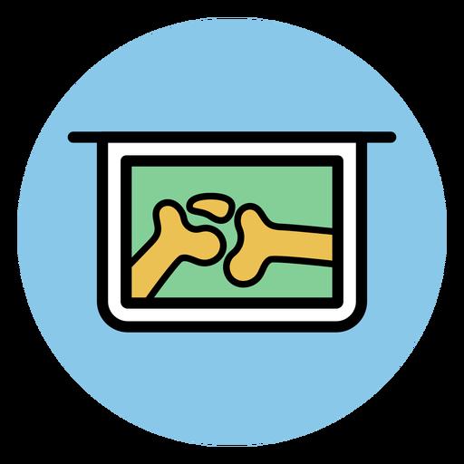 Icono conjunto de rayos x Transparent PNG