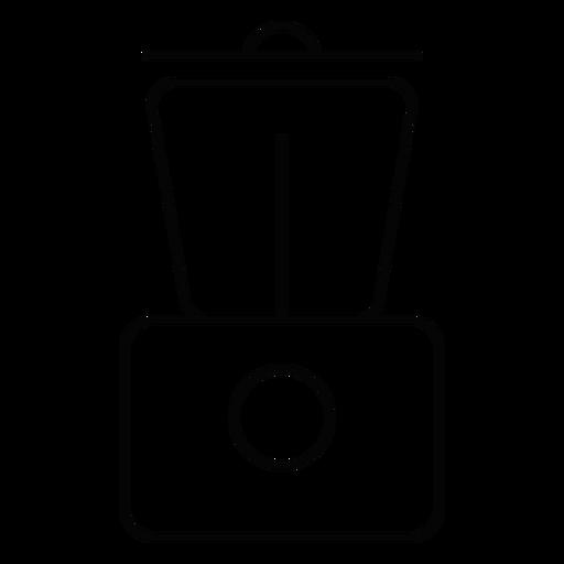 Ícono de licuadora de cocina Transparent PNG