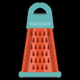 Icono de cocina rallador