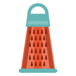 Icono de rallador de cocina