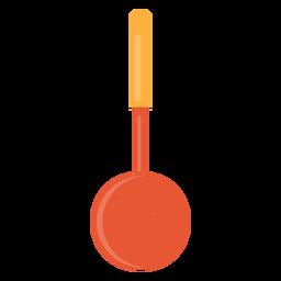 Ícone de skimmer de cozinha