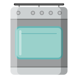 Kitchen stove icon