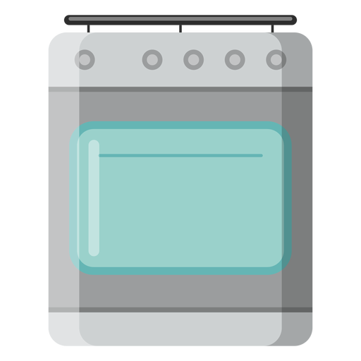 Kitchen stove icon Transparent PNG