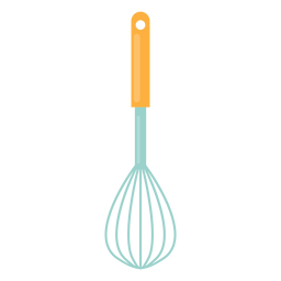 Kitchen whisk icon