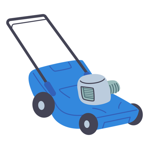 Lawn mower icon Transparent PNG