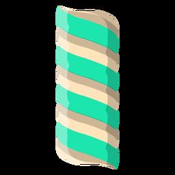 Icono de caramelo de malvavisco