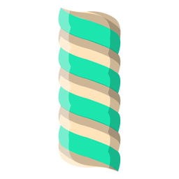 Marshmallow candy icon