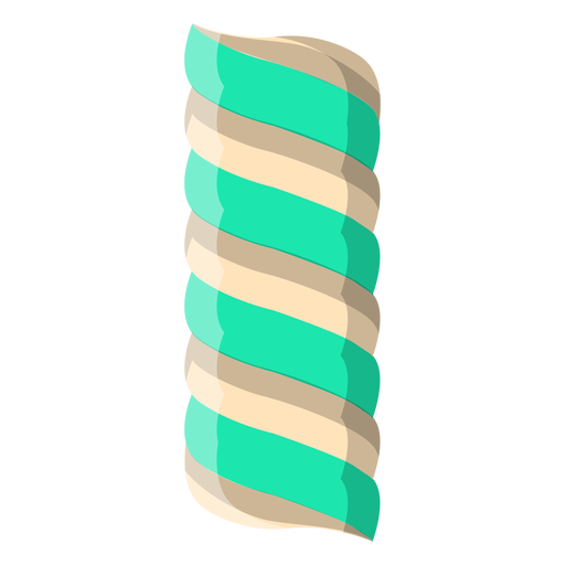 Marshmallow candy icon Transparent PNG