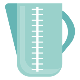 Measuring jug icon