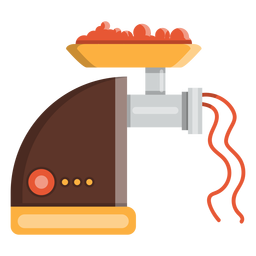 Ícone de moedor de carne