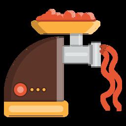 Icono de picadora de carne
