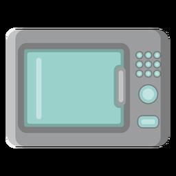 Icono de horno de microondas
