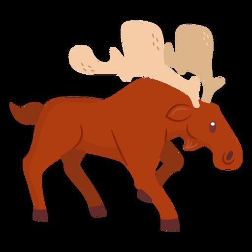 Desenhos animados animais dos alces Transparent PNG