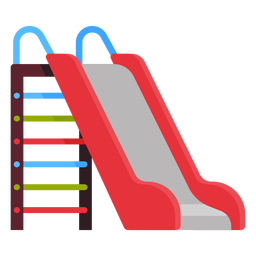 Outdoor slide icon