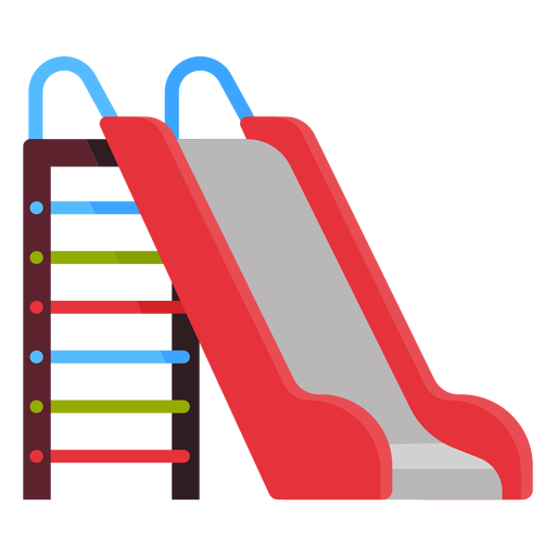 Outdoor slide icon Transparent PNG