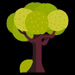 Icono de arbol de parque