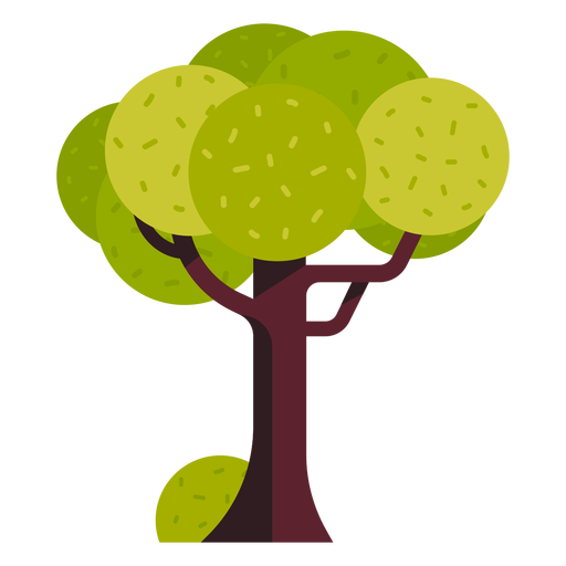Park tree icon Transparent PNG