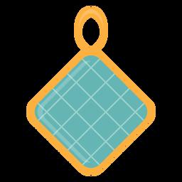 Topflappen-Symbol
