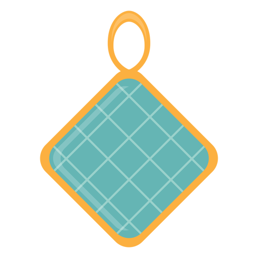 Pot holder icon Transparent PNG