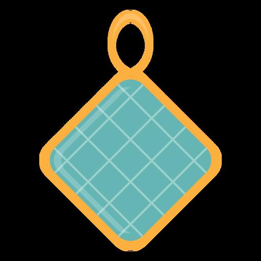 Topflappen-Symbol Transparent PNG