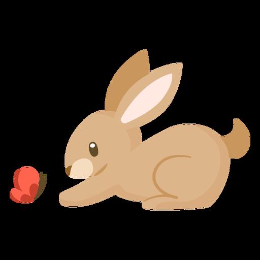 Dibujos animados de animales de conejo Transparent PNG
