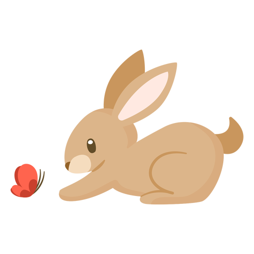 Rabbit animal cartoon