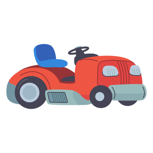 Riding mower icon Transparent PNG