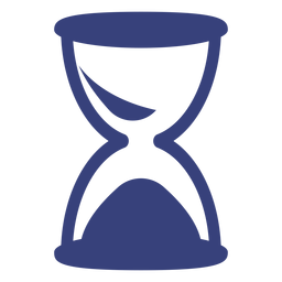 Sandglass stroke icon