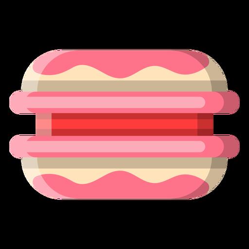 Icono de galleta sándwich Transparent PNG