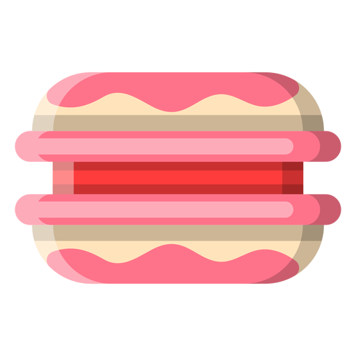 Sandwich biscuit icon Transparent PNG