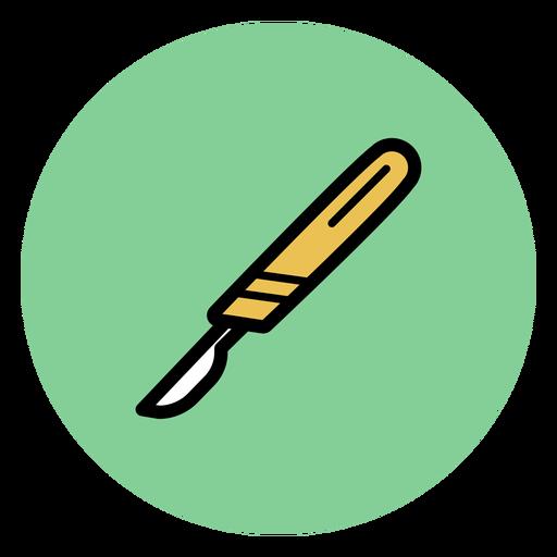 Skalpell-Symbol Transparent PNG