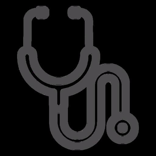 Stethoskop-Symbol Transparent PNG