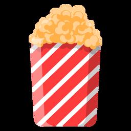Süßes Popcorn-Symbol