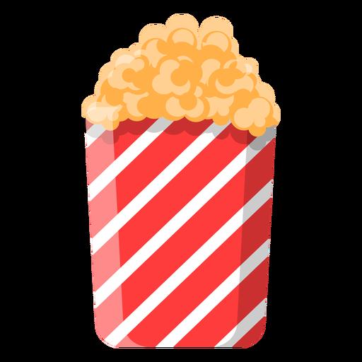 Sweet popcorn icon