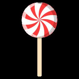 Ícone de lolly de redemoinho