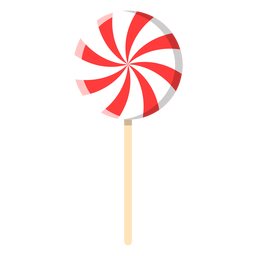 Swirl lolly icon