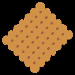 Icono de galleta de té