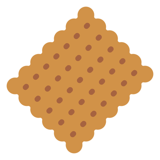 Tea biscuit icon Transparent PNG