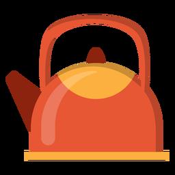 Ícone de bule