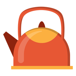 Icono de tetera