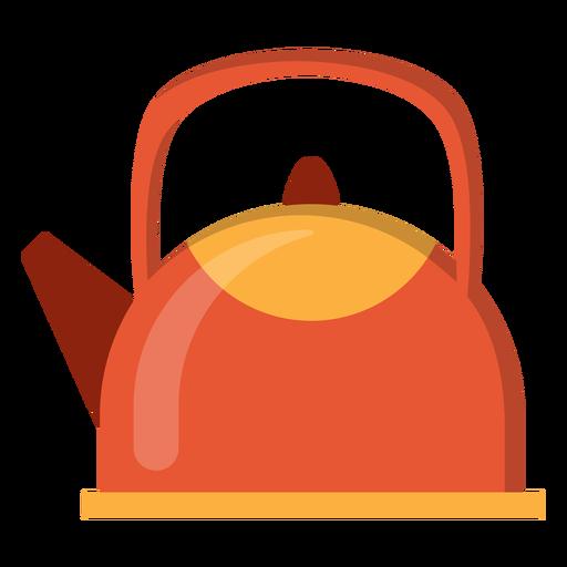 Ícone de bule Transparent PNG