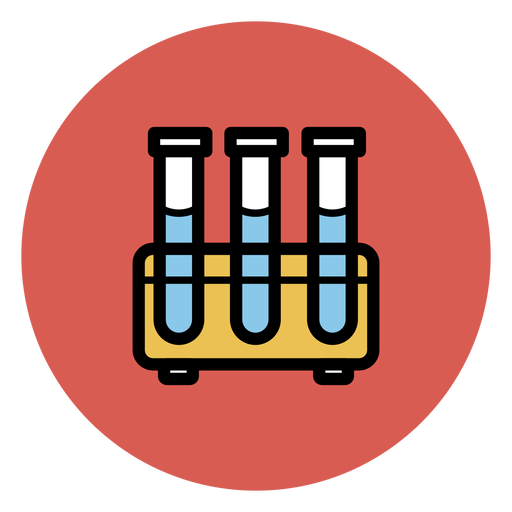 Test tubes icon medical icons Transparent PNG
