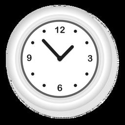 Relógio de parede ilustração