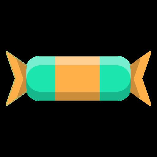 Ícone de doces embrulhados Transparent PNG