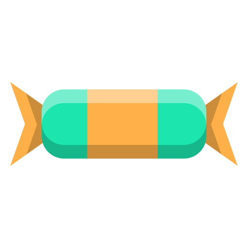 Wrapped candy icon Transparent PNG