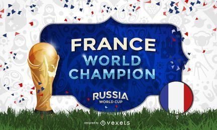 Ganador de la Copa Mundial de Francia
