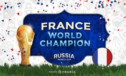 Vencedor da Taça do Mundo de França